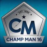android'de Champ Man 16 (MOD, unlimited money) ücretsiz indir