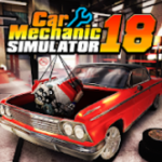 İndir Car Mechanic Simulator 18 (MOD, Unlimited Money) android'de ücretsiz