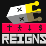 Reigns APK 1.09 İndir Android 2019 Son