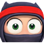 Clumsy Ninja (MOD, Unlimited Money) android'de ücretsiz indir