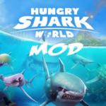 android'de Hungry Shark World (MOD, Unlimited money ) uygulamasını indirin