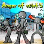 android'de Anger of Stick 5 Zombie (MOD, Unlimited Money) uygulamasını ücretsiz indirin