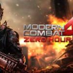 Modern Combat 4 MOD APK 4.9.2 (MOD, unlimted money) Android için
