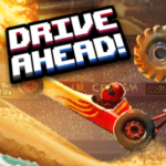 indir Drive Ahead! (MOD,Unlimited Money) android'de ücretsiz